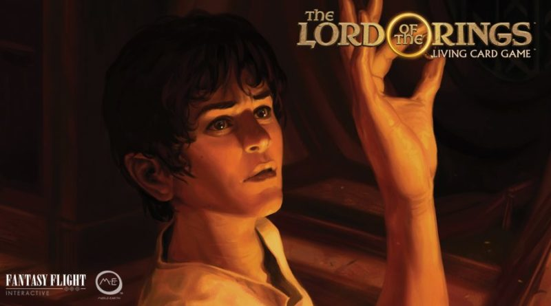 Frodo the lord of the rings LCG