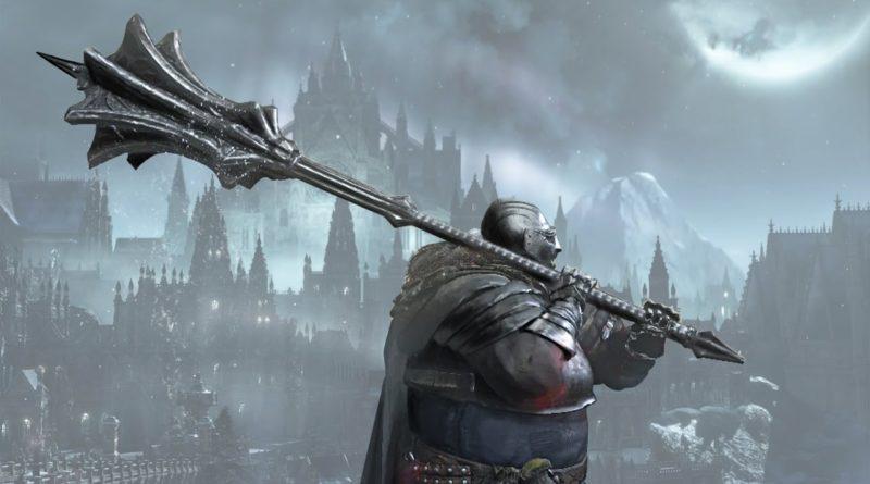 Dark Souls 3 Vordt's Great Hammer