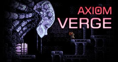 Axiom Verge wallpaper