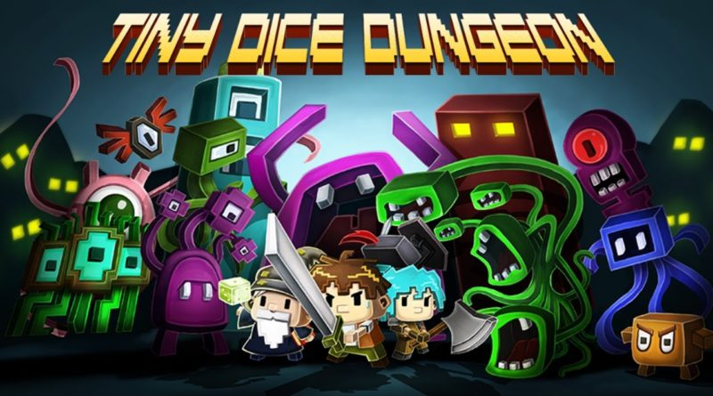 Tiny Dice Dungeon wallpaper