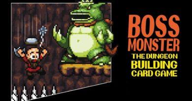 boss monster wallpaper