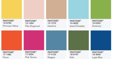 pantone wallpaper