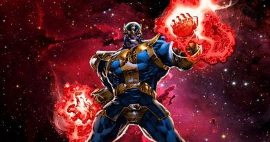 Thanos Rising boardgame