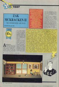Zak McKracken II: The Mindbenders are back