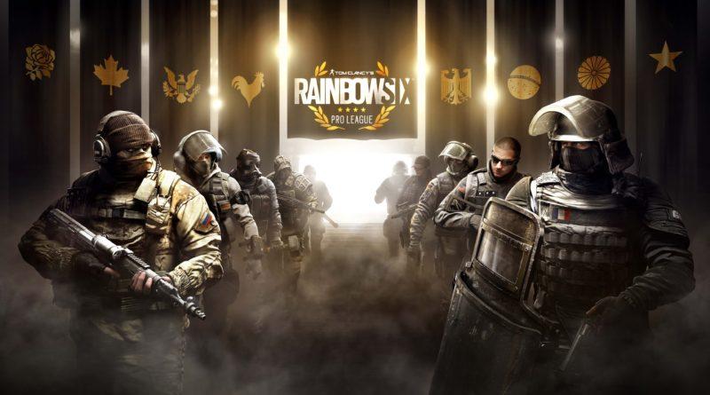 rainbow six siege pro league