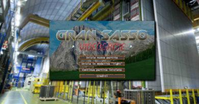 Gran Sasso Videogame Meniac
