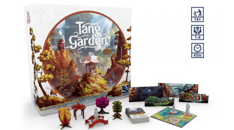 Tang Garden Meniac