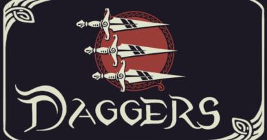 daggers card game meniac