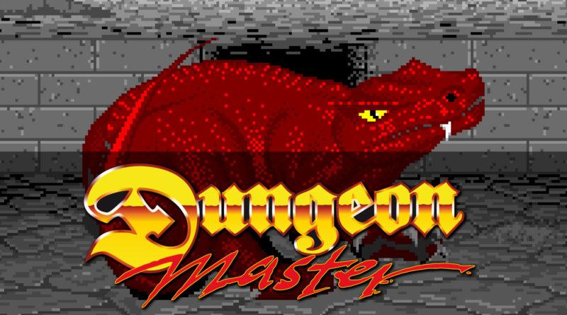 dungeon master videogame