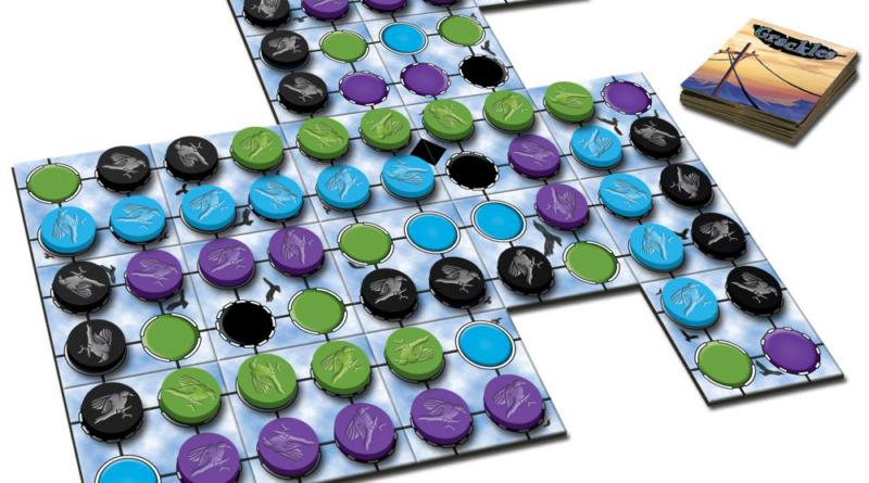 grackles boardgame