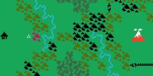 Advanced Dungeons & Dragons Cloudy Mountain meniac