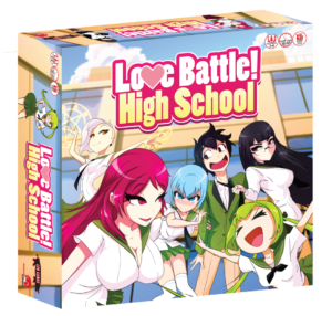 love battle high school meniac