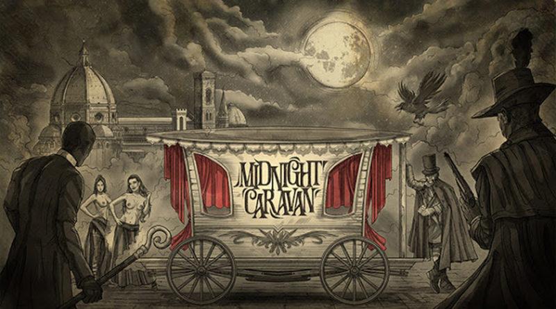 Midnight Caravan meniac