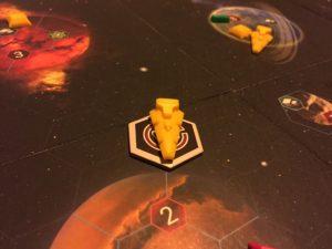 parsec boardgame meniac