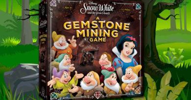 w White and the Seven Dwarfs A Gemstone Mining Game meniac