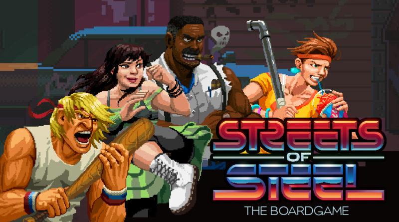 street of steel meniac