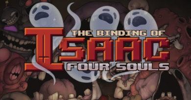 the binding of isaac four souls meniac