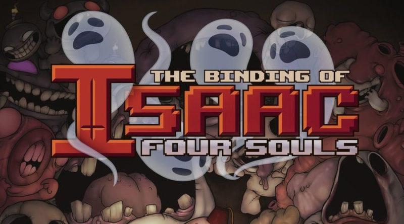 the binding of isaac four souls meniac