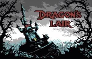 Dragons lair commodore 64 meniac