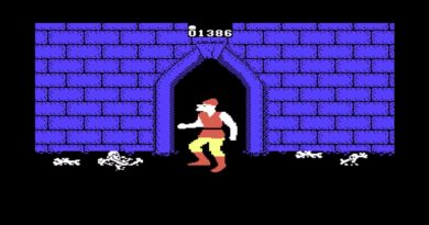 Dragons lair commodore 64 meniac
