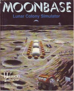 Moonbase game meniac
