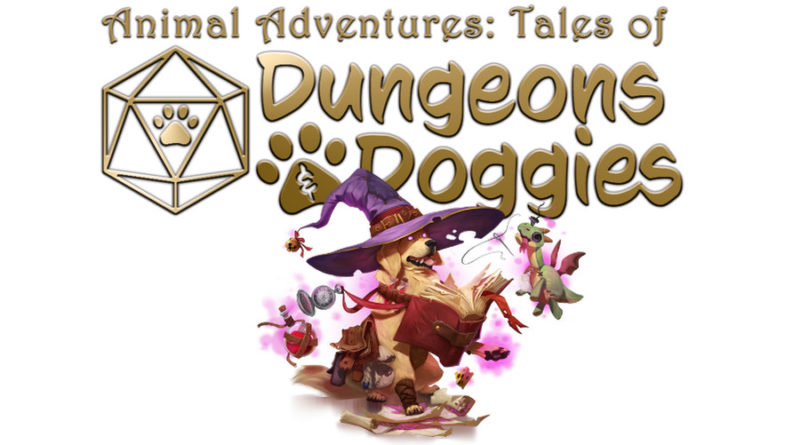 dungeons and doggies meniac