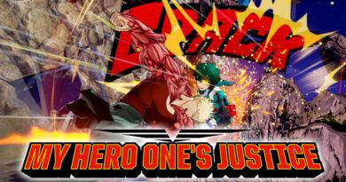 my hero one's justice meniac