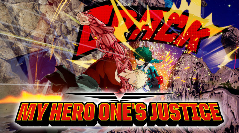 my hero one's justice meniac