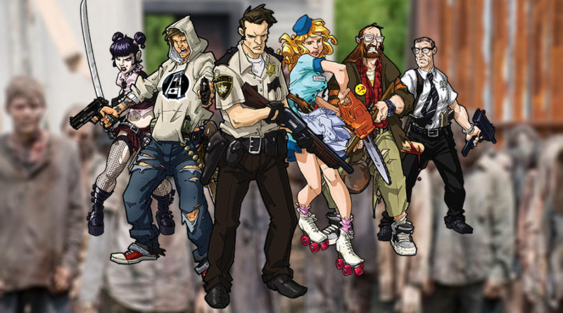 zombicide the role playing game meniac