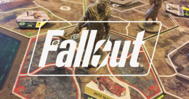 Fallout: The Boardgame – Avventure nelle Wastelands