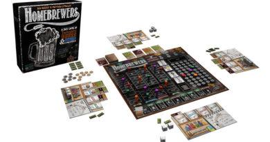 homebrewers boardgame meniac