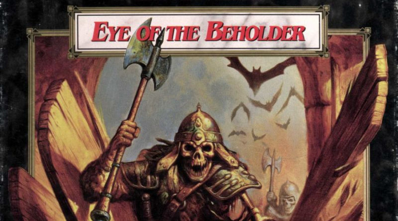 eye of the beholder meniac
