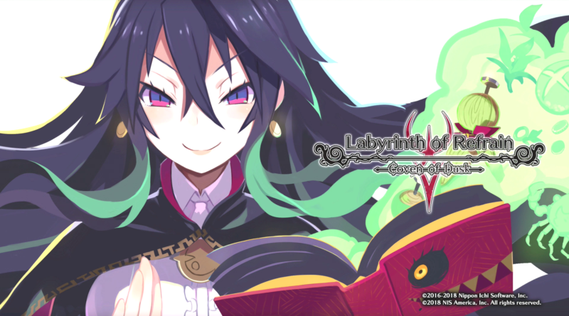 Labyrinth of Refrain Coven of Dusk meniac