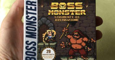 boss monster strumenti di distruzione