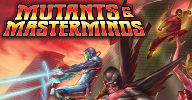 mutants and masterminds meniac