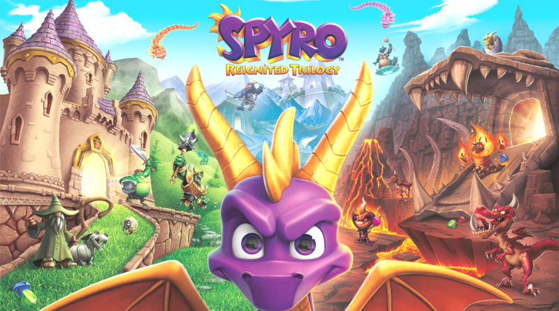 spyro reignited trilogy meniac