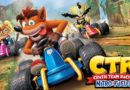 Crash Team Racing Nitro-Fueled meniac