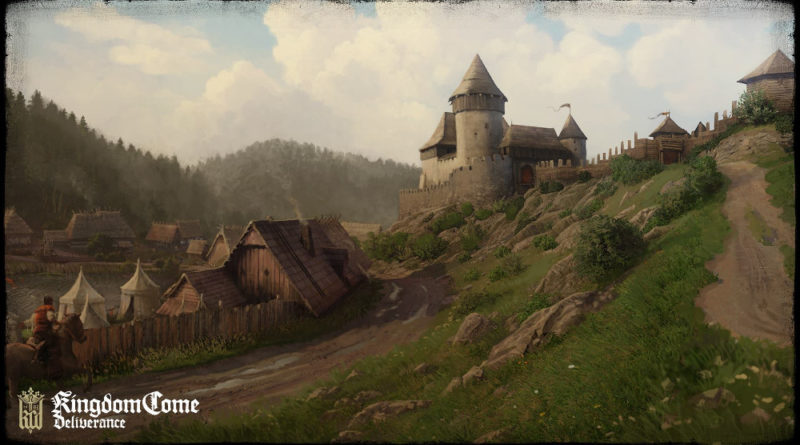 Kingdome come deliverance art