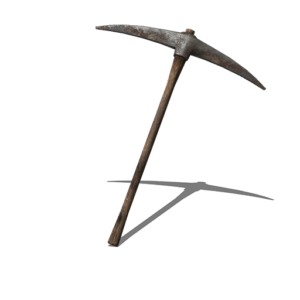Dark Souls III Pick axe