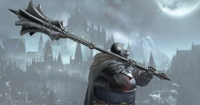 Dark Souls 3 Vordt's Great Hammer