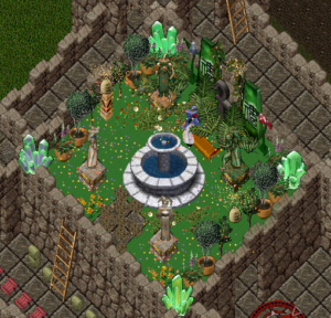 Ultima Online house