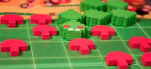 Centipede boardgame