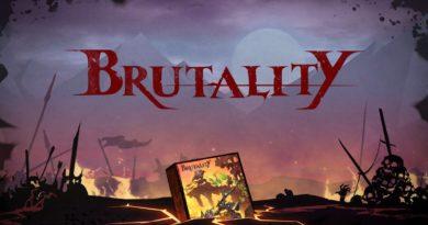 Brutality boardgame