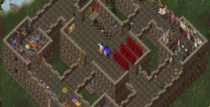Ultima Online castle