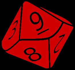 D&D dice