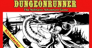 Dungeonrunner: Solitaire Fantasy Card Game