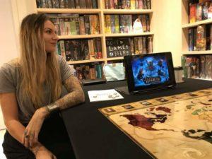 Catherine Tessier interview wardens game 3