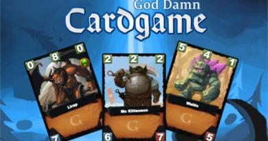 God Damn Cardgame meniac
