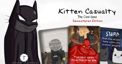 Kitten casualty remastered meniac