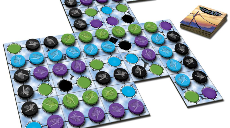grackles boardgame